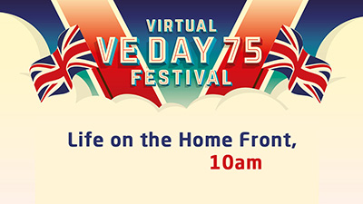 Join us from 10.00am for Life on the Home Front