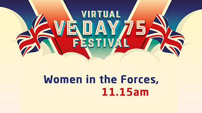 Join us again after the two minutes silence for Women in the Armed Forces