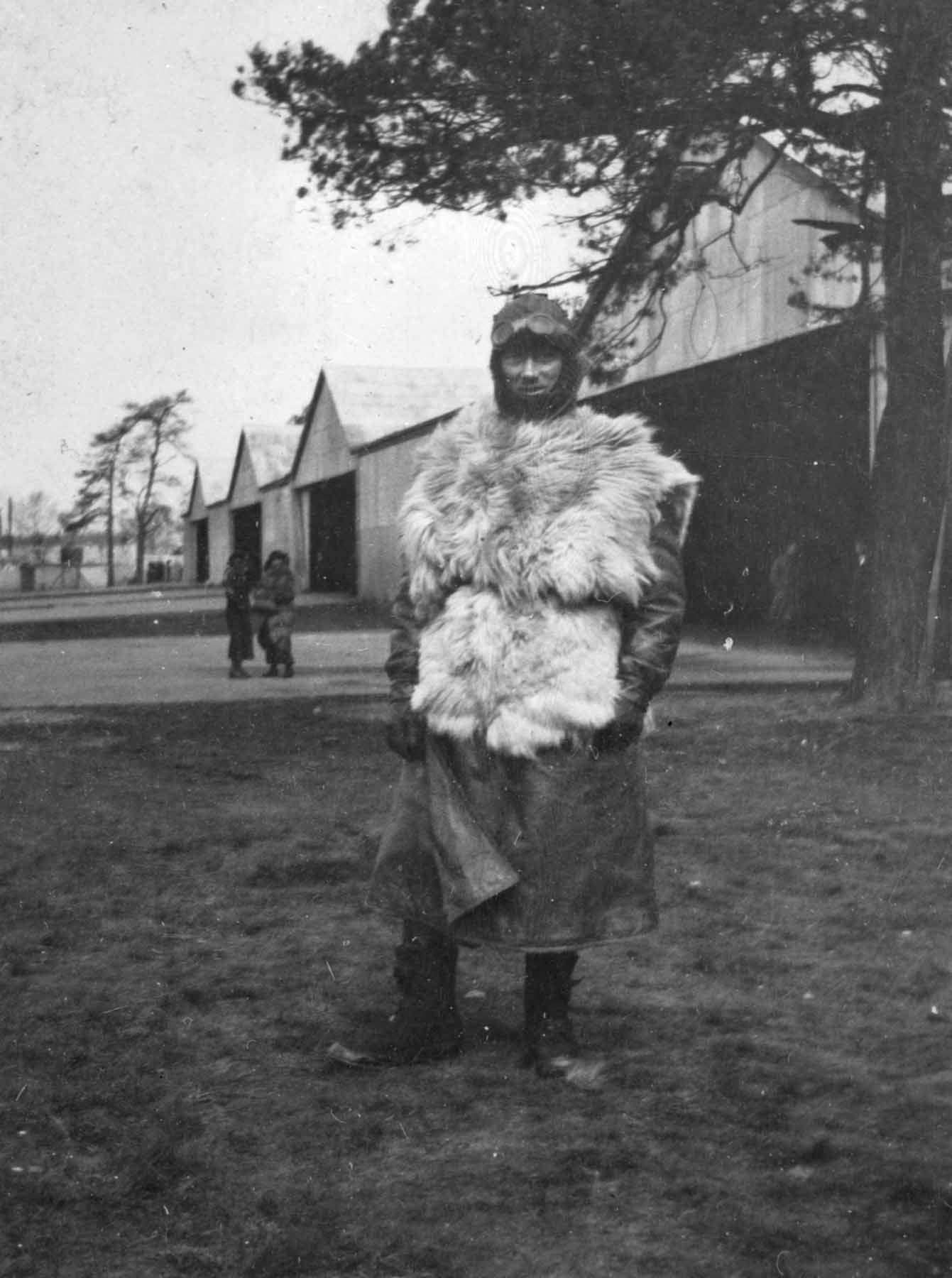Sgt Maj Fredrick Victor Laws, circa 1914.