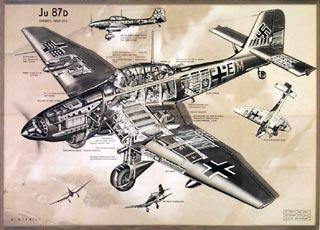 Ju 87D