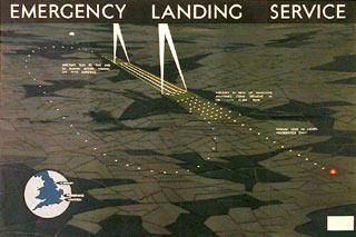 Emergency landing service