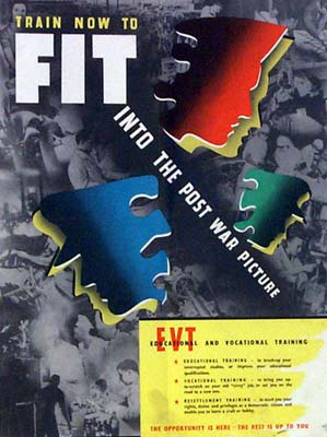 Train how to fit into the post war picture