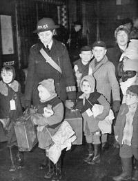 Battle of Britain Evacuees