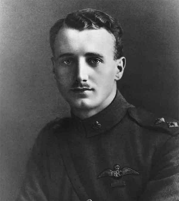 PC71/19/27 Lt W.L. Robinson VC, No. 39 Squadron