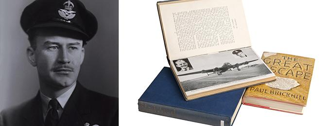 Paul Brickhill and his books