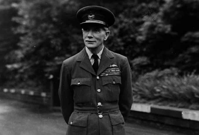ACM Sir J.M. Salmond Chief of the Air Staff, circa 1934