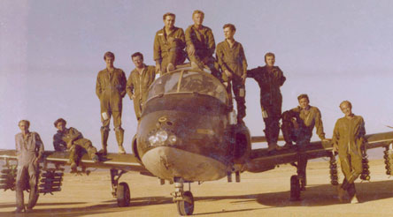 No 1 (Strikemaster) Squadron of the Sultan of Oman's Air Force