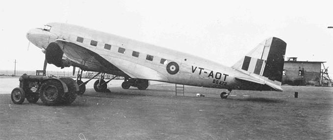 Douglas DC-2 of No. 31 Squadron