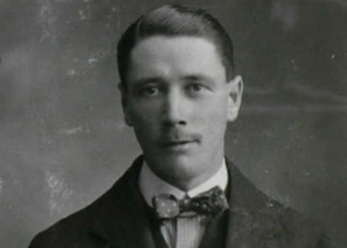 Capt John Maitland Salmond. Reproduced with kind permission of the Royal Aero Club Trust
