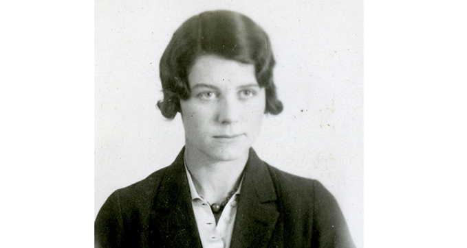 Marion Ogilvie-Forbes (Reproduced with kind permission the Trustees of the Royal Aero Club)