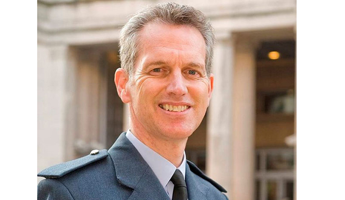 Chief of the Air Staff, Air Chief Marshal Sir Stephen Hillier (MoD)