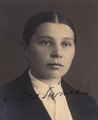 Marie Ida Šumová, née Sudická (1914-1992).