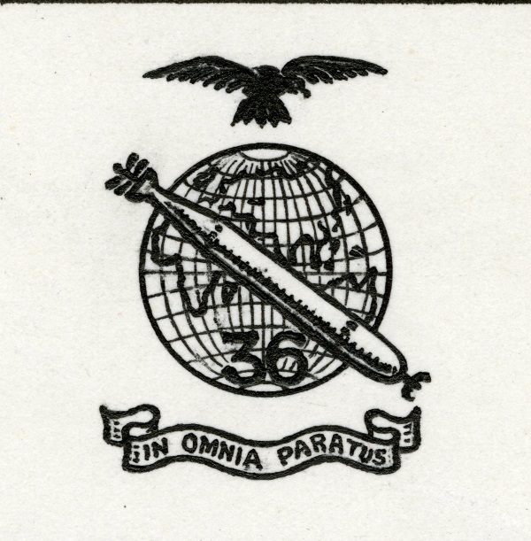 36 Squadron unofficial unit badge.