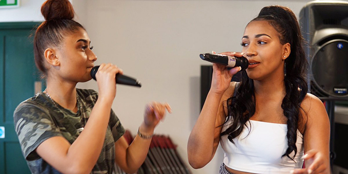 SoundSkool Rehearsal