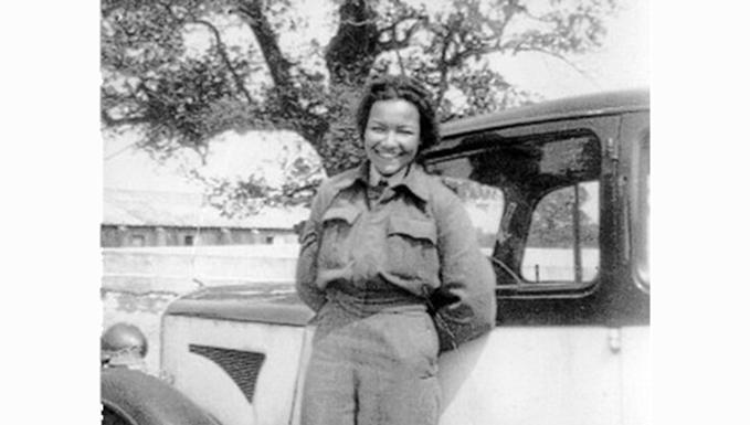 Leading Aircraftwoman Lilian Bader