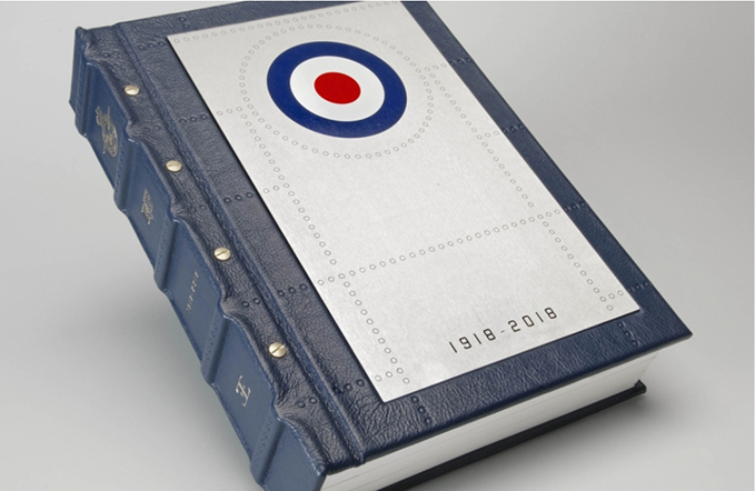 The RAF Centenary Commemorative Anthology Special Edition