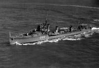 HMS Wren was sunk by the Luftwaffe