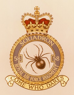 58 Reg Squadron