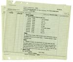 Operations Record Book for 5 Flying Training School, 1969