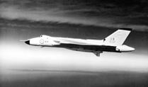 A Vulcan as flown by 617 Squadron