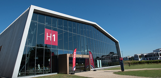 Hangar 1 with two new exhibitions at the RAF Museum London