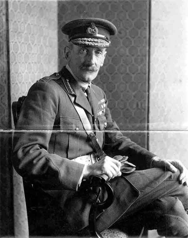 Lt Gen Sir David Henderson (AC71/12/729)