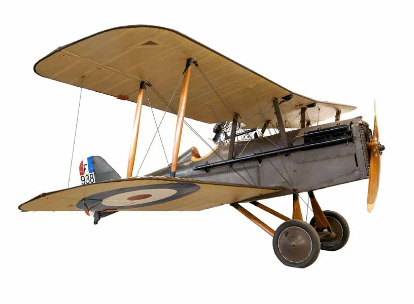 RAF Museum's SE5a F938