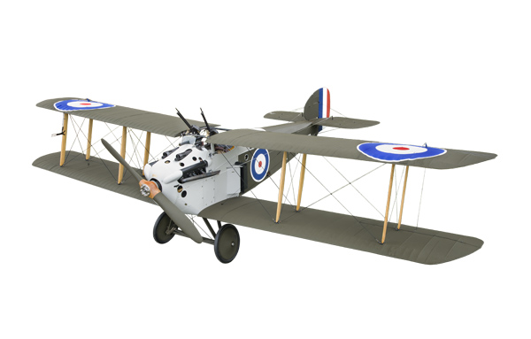 RAF Museum's Sopwith 5F1 Dolphin C3988
