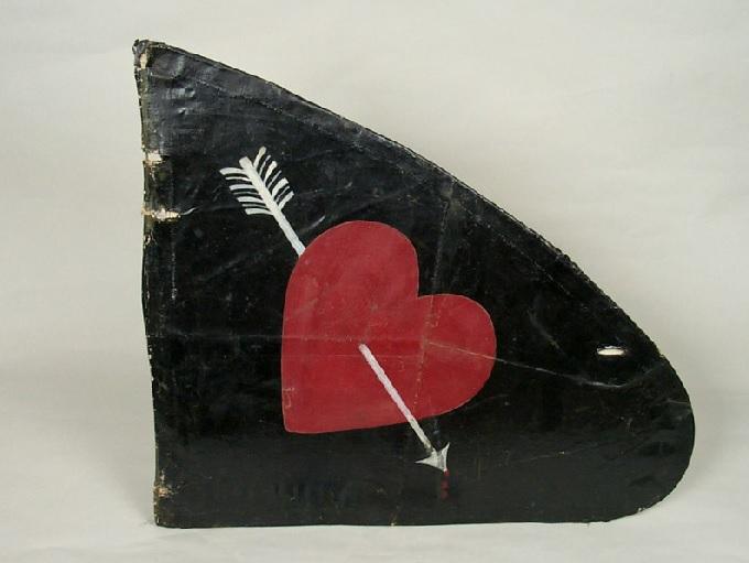 11. 79/Y/2043 – Barker's Heart. RAF Museum