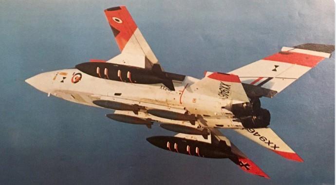 Tornado prototype P02