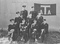 American pilots of No. 2 Ferry Pool, ATA, RAF Whitchurch, June 1941