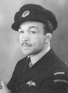 Edward Maguire, a South African pilot who served with the ATA