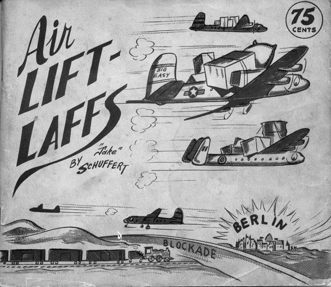 Air Lift Laffs 2 by Jake Schuffert