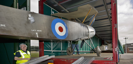 Aircraft Moves To Cosford