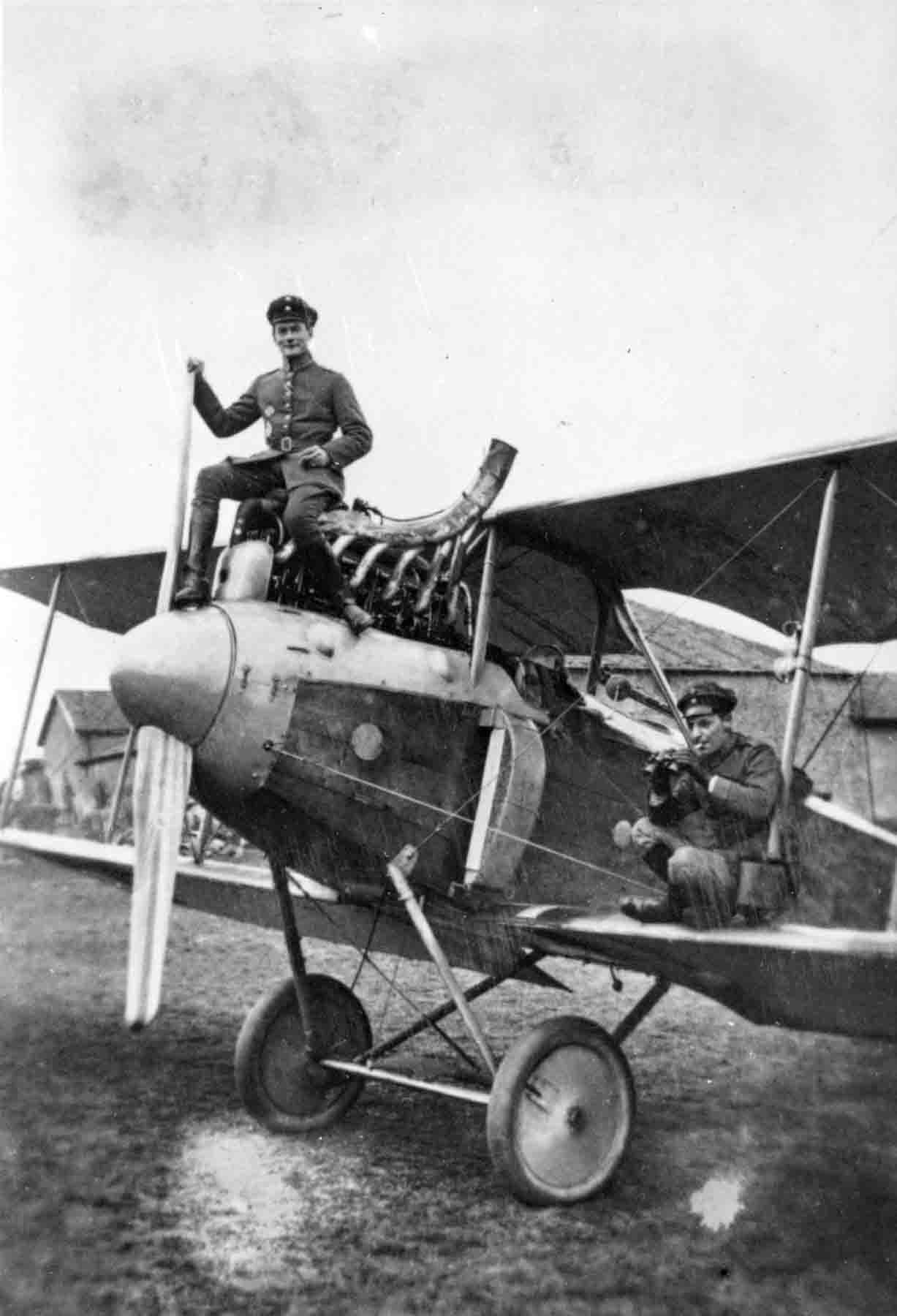 The Albatros C.VII was a reconnaissance aircraft which could carry light bombs