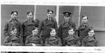 Antoni in Bramcote, Nottingham 13th February 1941 Age 22 (second from left - top row)