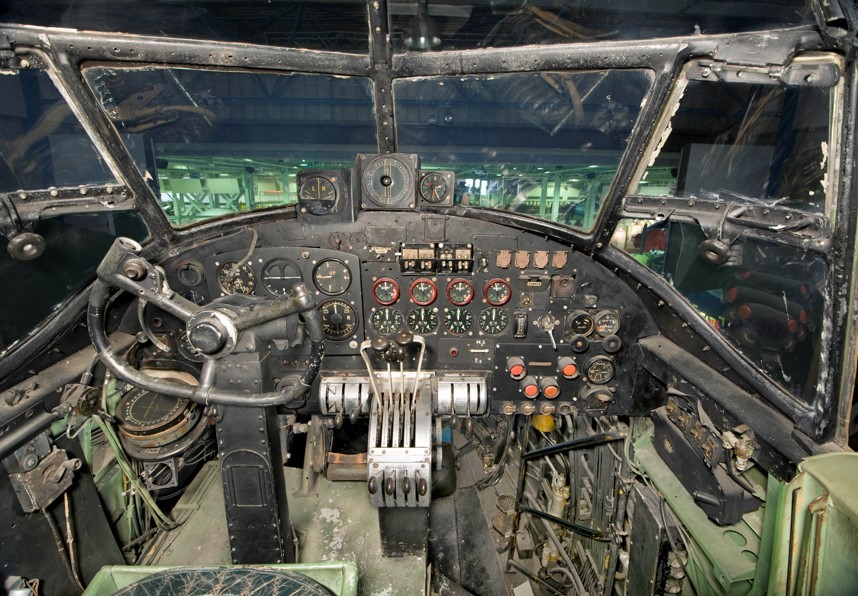 RAF Museum Lancaster R5868