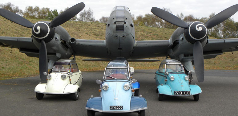 Bubble Cars Rally