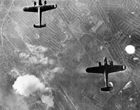 Battle of Britain bomber aircraft