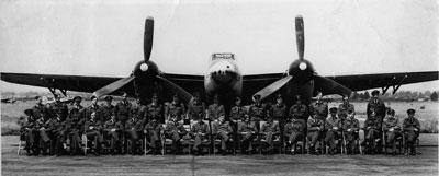248 Squadron Thornley Island