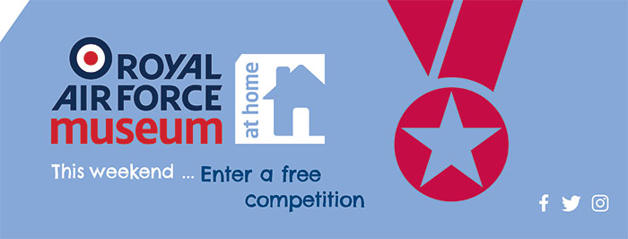 This weekend enter a free competition