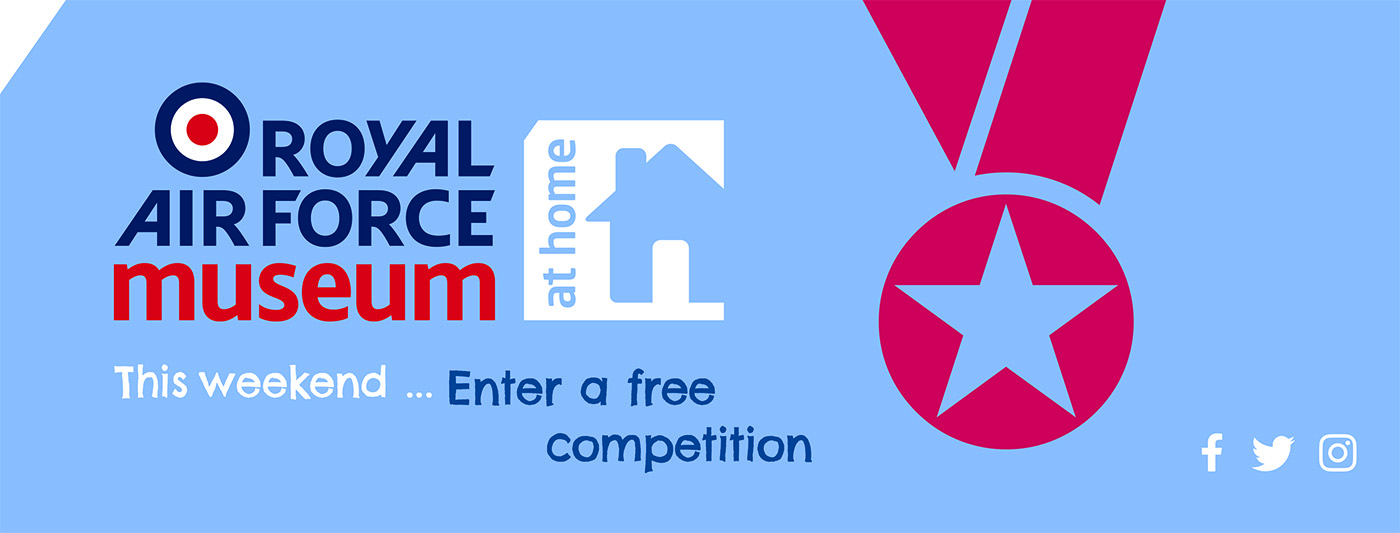 The Museums at Home Competition Week Banner