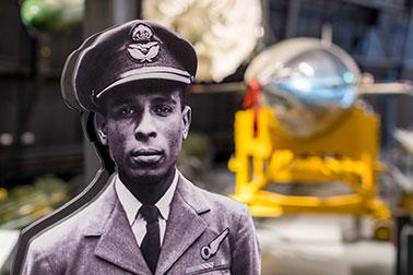 First 100 Years of the RAF - Hangar 1 London