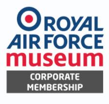 The RAF Museum Corporate Membership Logo