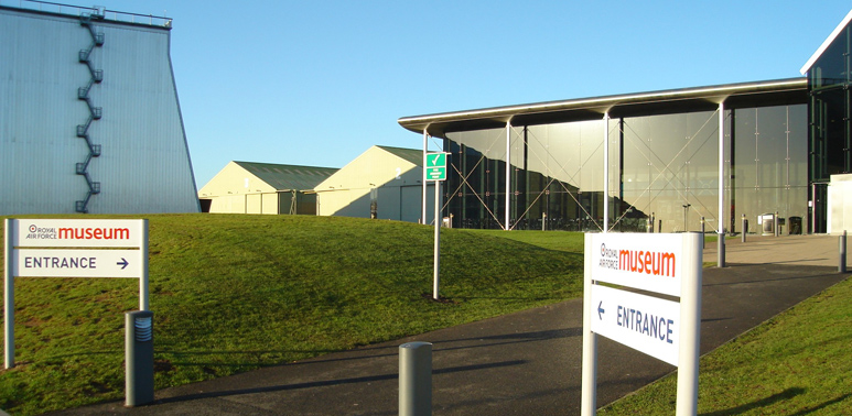 Cosford Entrance 773wide