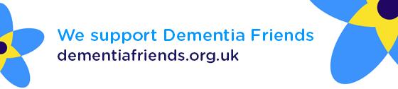 Dementia Friends Banner