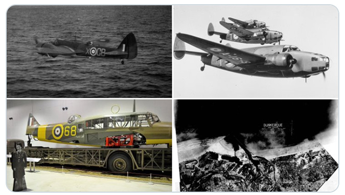 Images taken from Operation Dynamo