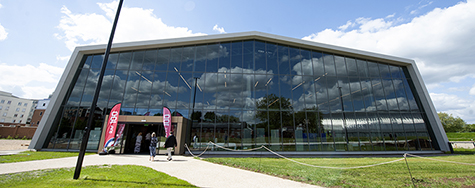 Brand-new exhibitions of the RAF Museum