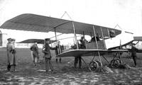 Henry Farman F.20 at Larkhill, 1913