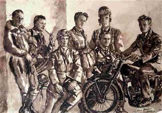 Despatch Riders, 1944